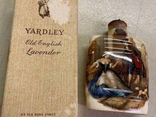 Orlando Cherry Brandy Container  Yardley Old English