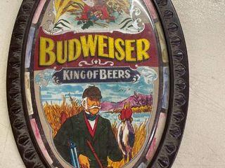 Bud Weiser King Of Beers Advertisement