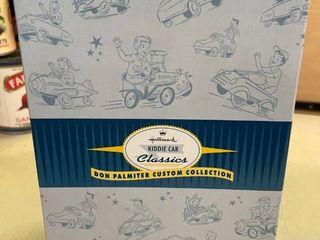 Hallmark Kiddie Car 1950 Holiday Murray General