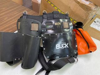 Buckingham Buck Harness Belt