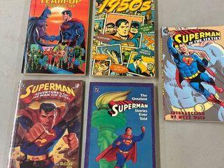 Comic Book Novels  5
