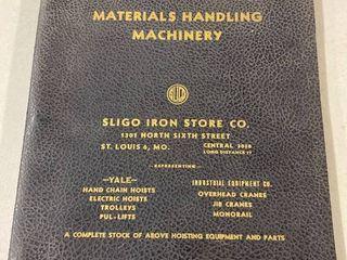 Materials Handling Machinery