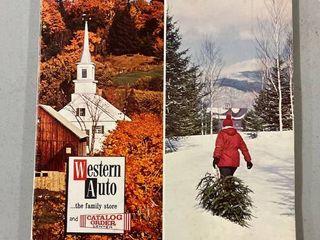 Western Auto Fall   Winter 1972 Catalog