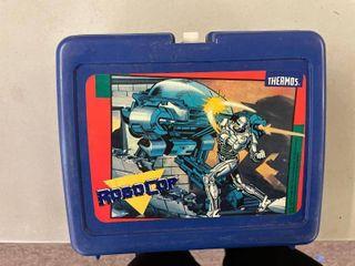 Robo Cop lunch Box   No Thermos