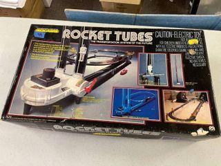 Micronauts Rocket Tubes
