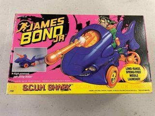 James Bond Jr  S C U M  Shark