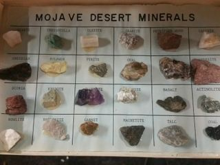 Meteorite Rock Minerals Gemstones and Artifacts