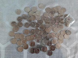 lot Of Fancy Canadian Quarters
