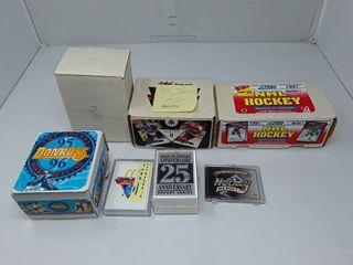Box Of 95 96 Donruss Cards  Box Of Classics