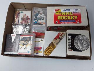 Box Of 91 Score Series  Box Of 94 95 Select