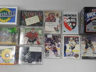 lot of Assorted Packs of Cards