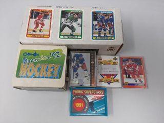 Box of 90 91 Opee Chee  Box of 92 Opee Chee