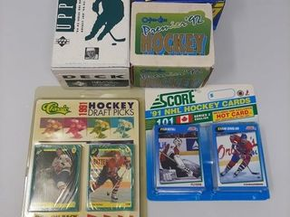 1992 Premier Hockey Opc  94 95 Upper Deck  1990