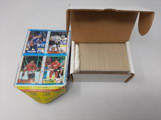 Box bottom and 89 90 opc full set