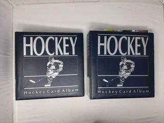 Assortment of hockey becketts