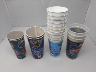 NHl merchandise cups