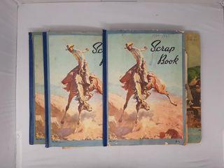 Sport Scrap books