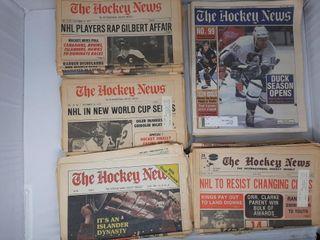 lot of hockey news