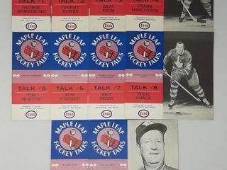 10 Toronto Maple leaf Hockey Talks By Esso