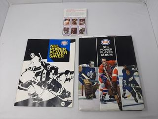 Esso Stickers  Hard Cover Book  And Soft Cover