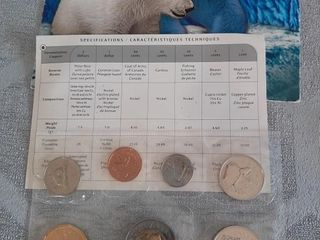 Canadian Uncirculated 2000 Currency