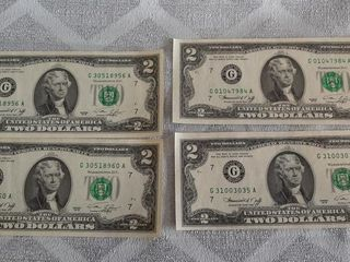 4 1976 American  2 Bills
