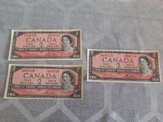 3 Canadian 1954  2 Bill s