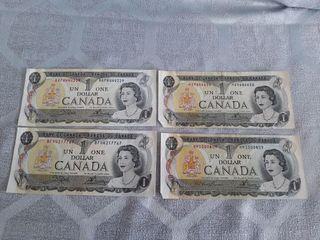 4 Canadian 1973  1 Bill s