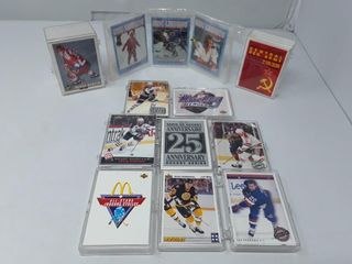 Eric lindros Cards  1992 Draft Picks  Central Red