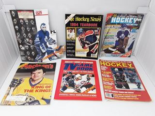 Mcclain Magazine Marcel Dionne King Of The Kings