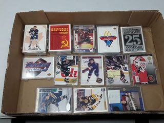 12 Packs Of Assorted Cards All star Upper Deck