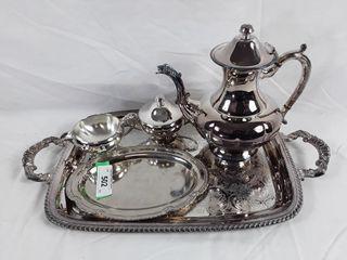 Marlboro Tea Set