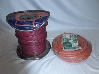 New outdoor extension cord and role of 600v wire