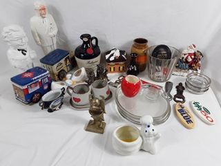 lot Of Collectables Colonel Sanders  pie Plates