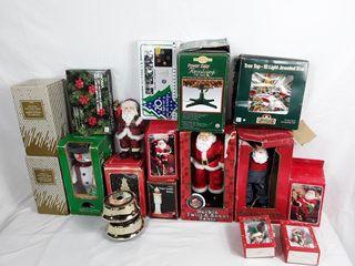 Christmas lot  Decor Figurines