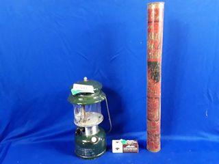 Colman lantern  Aladdin mantle