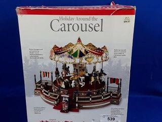 Mr Christmas Carousal