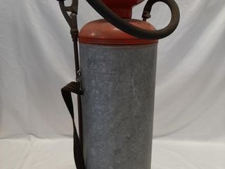 Vintage Rocket Compressed Air Sprayer