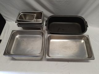 Metal Serving Trays