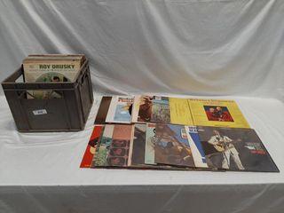 Miscellaneous record lot
