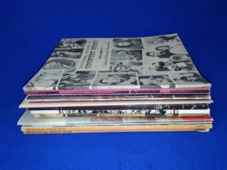 Old Country Music Books