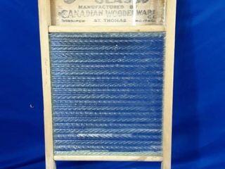 Vintage Economy Washboard