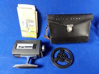 Bell   Howell Autoload Super 8 Camera