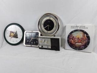 lot Of Clocks Westinghouse Radio Clock