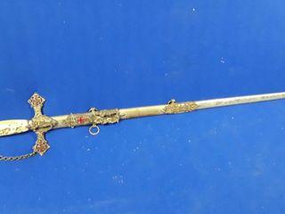 Decorative Sword With Sheath