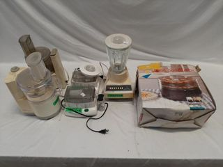 Food Dehydrator  Food Processors  Steam And