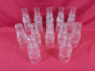 29 NHl 75th anniversary Coca Cola glasses