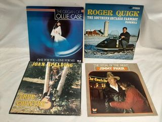 Roger quick  ollie case  Jimmy Phair  etc fair to