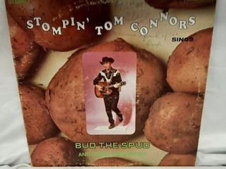 Stompin tom Connors  Poor condition