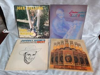 Joan Spalding  Ollie Case  And Johnny Bond Record